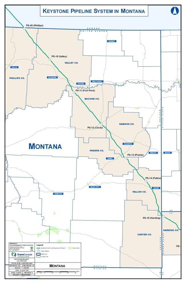 Montana KXL